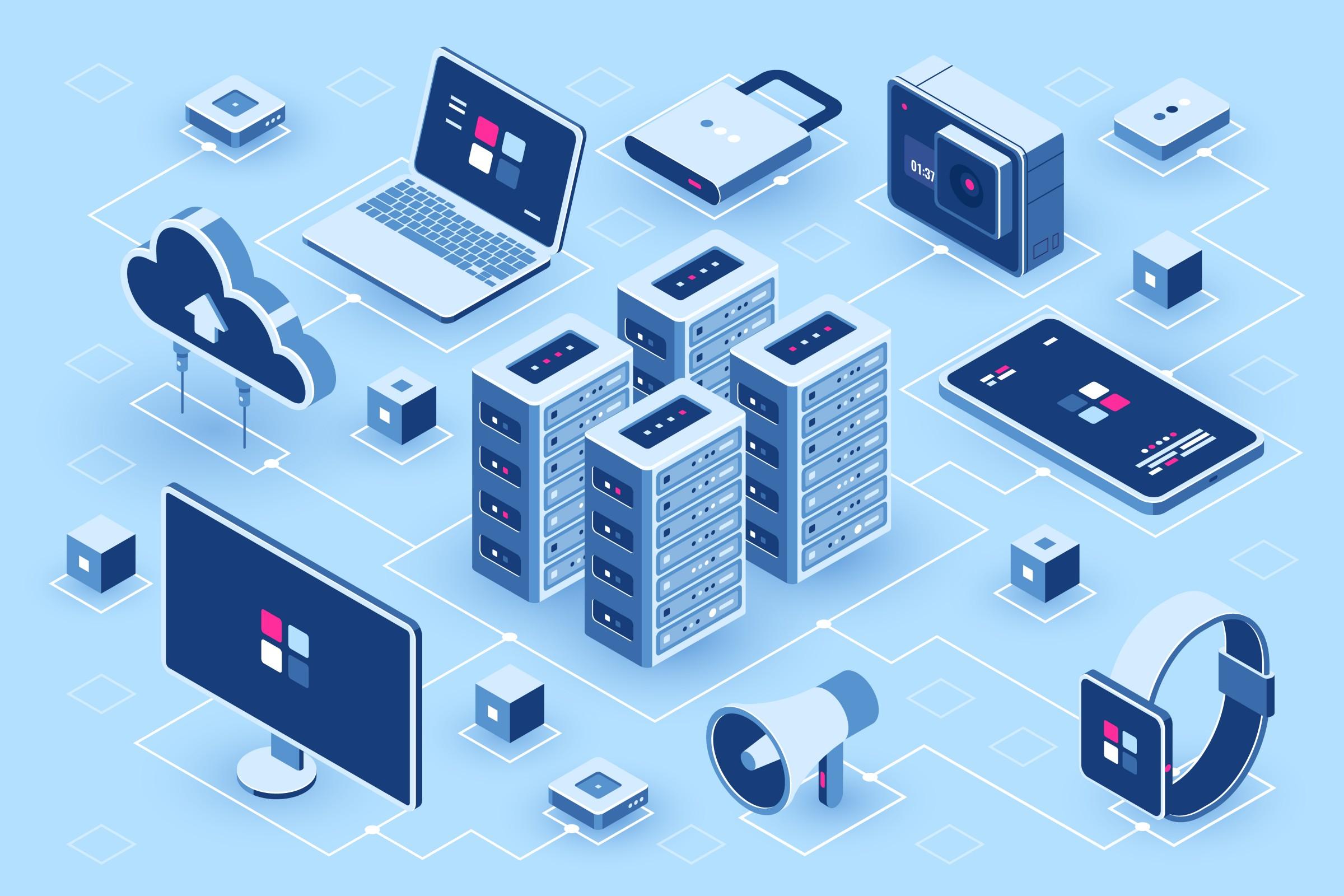 what do data centres do?