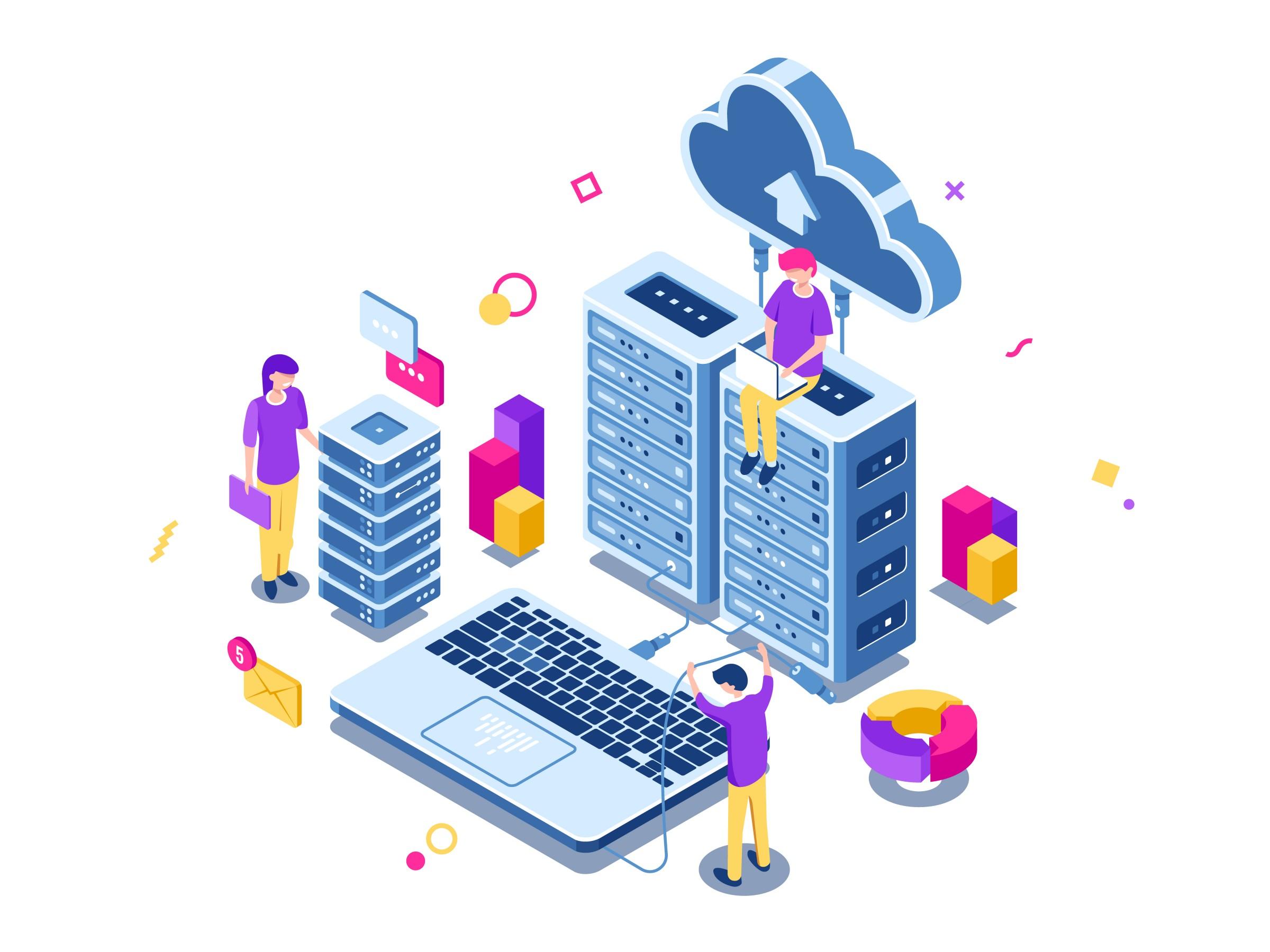 data centre bandwidth