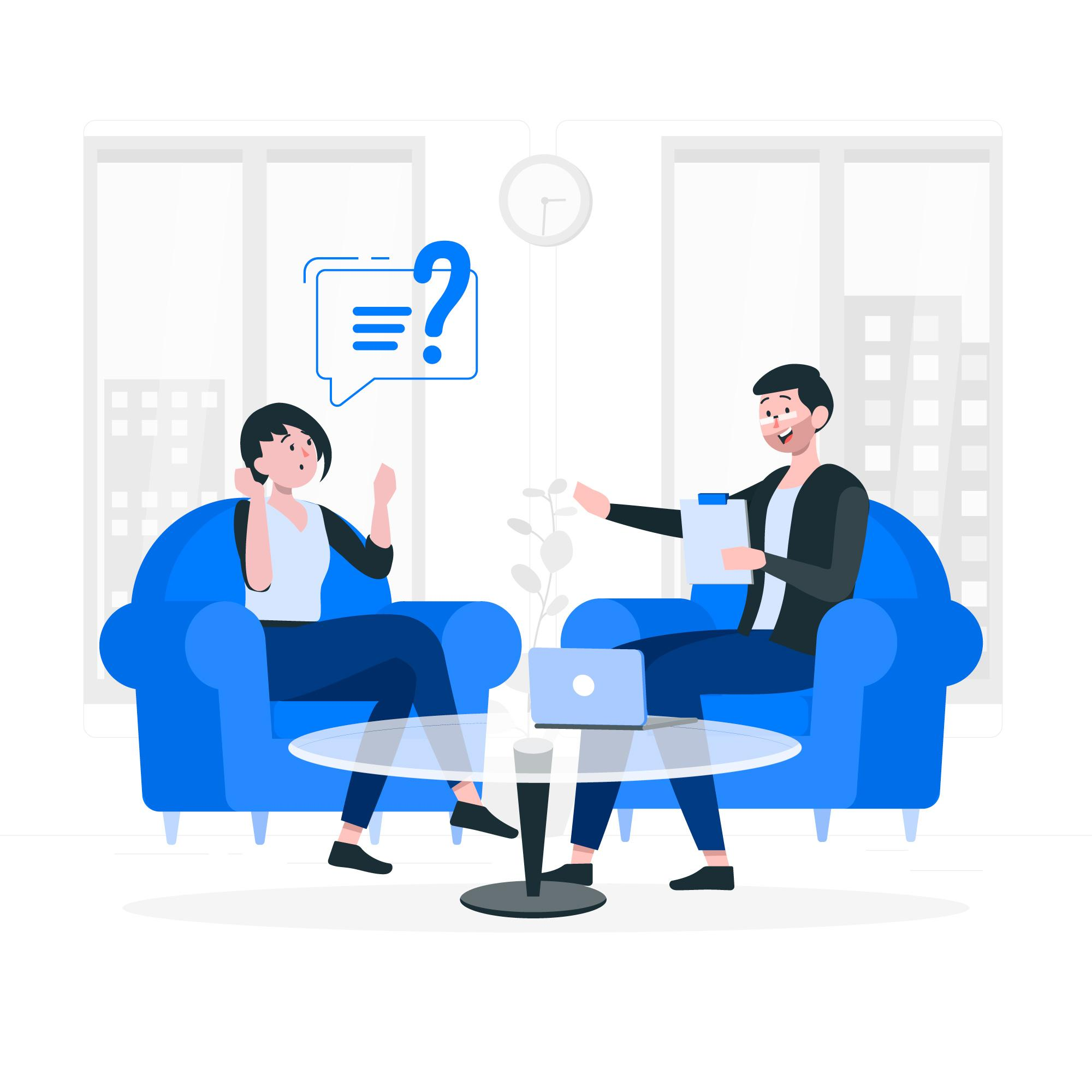 behavioural interview questions for job search