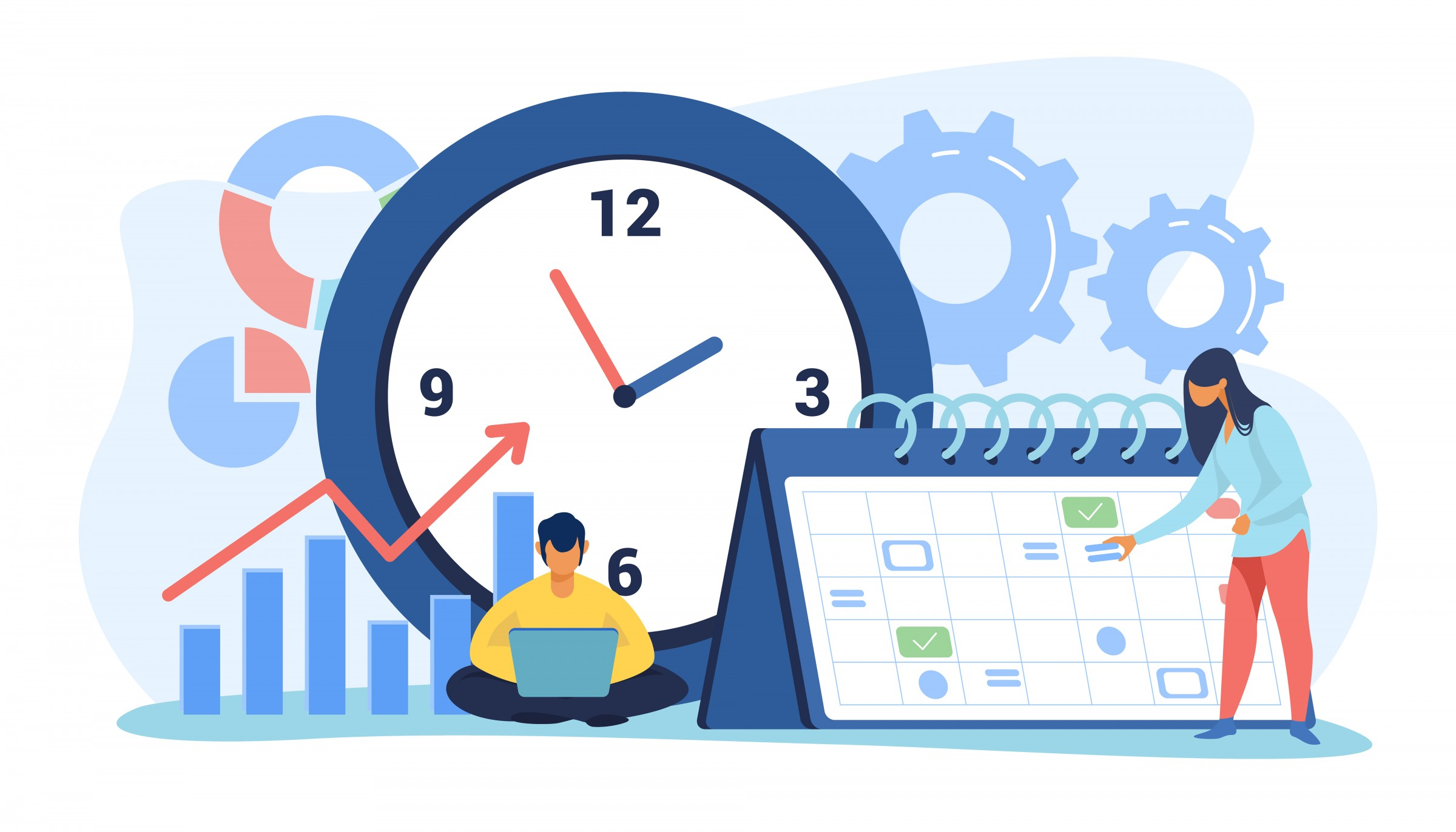 project scheduling by project managers