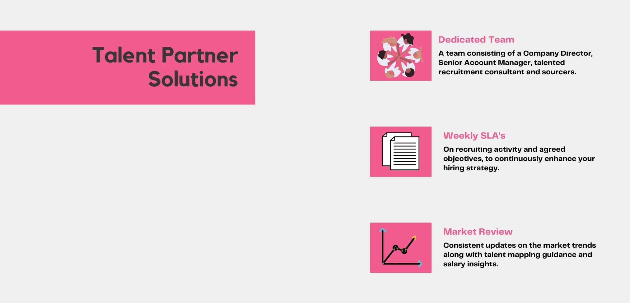 talent partner for tech recruitment