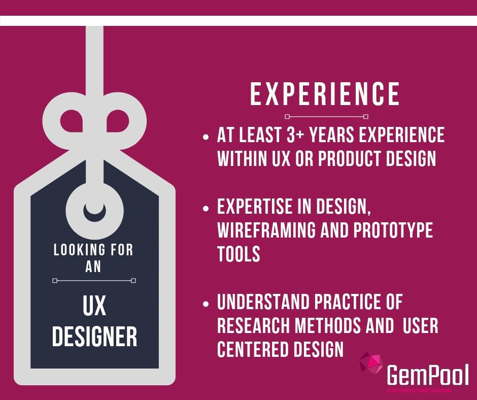 UX Design Role in Dublin