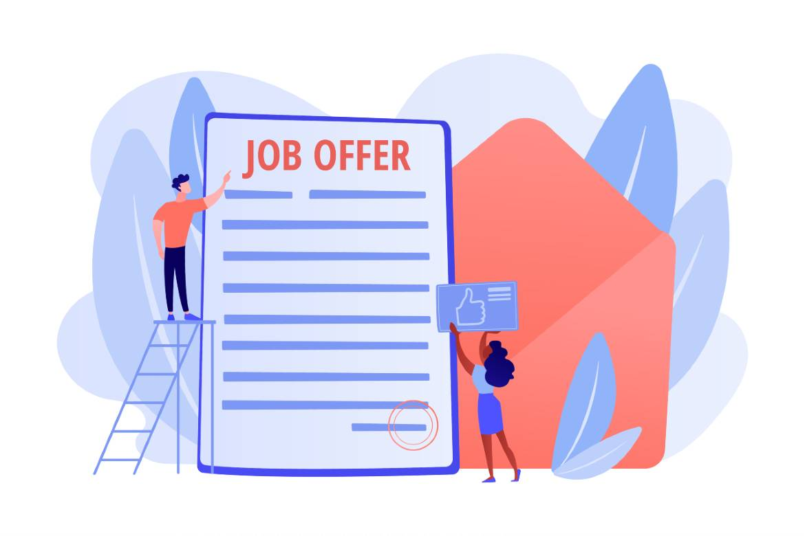 consider the complete job offer