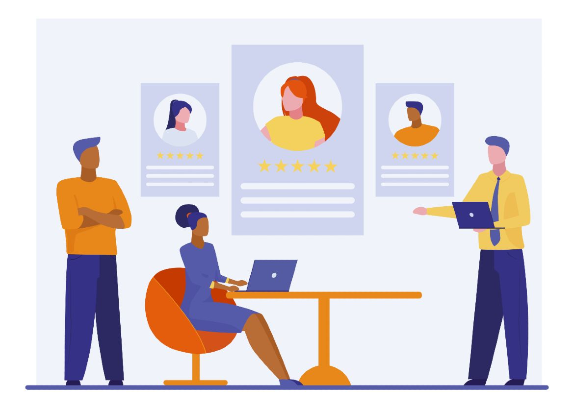 use IT recruiters for hiring ideal candidates