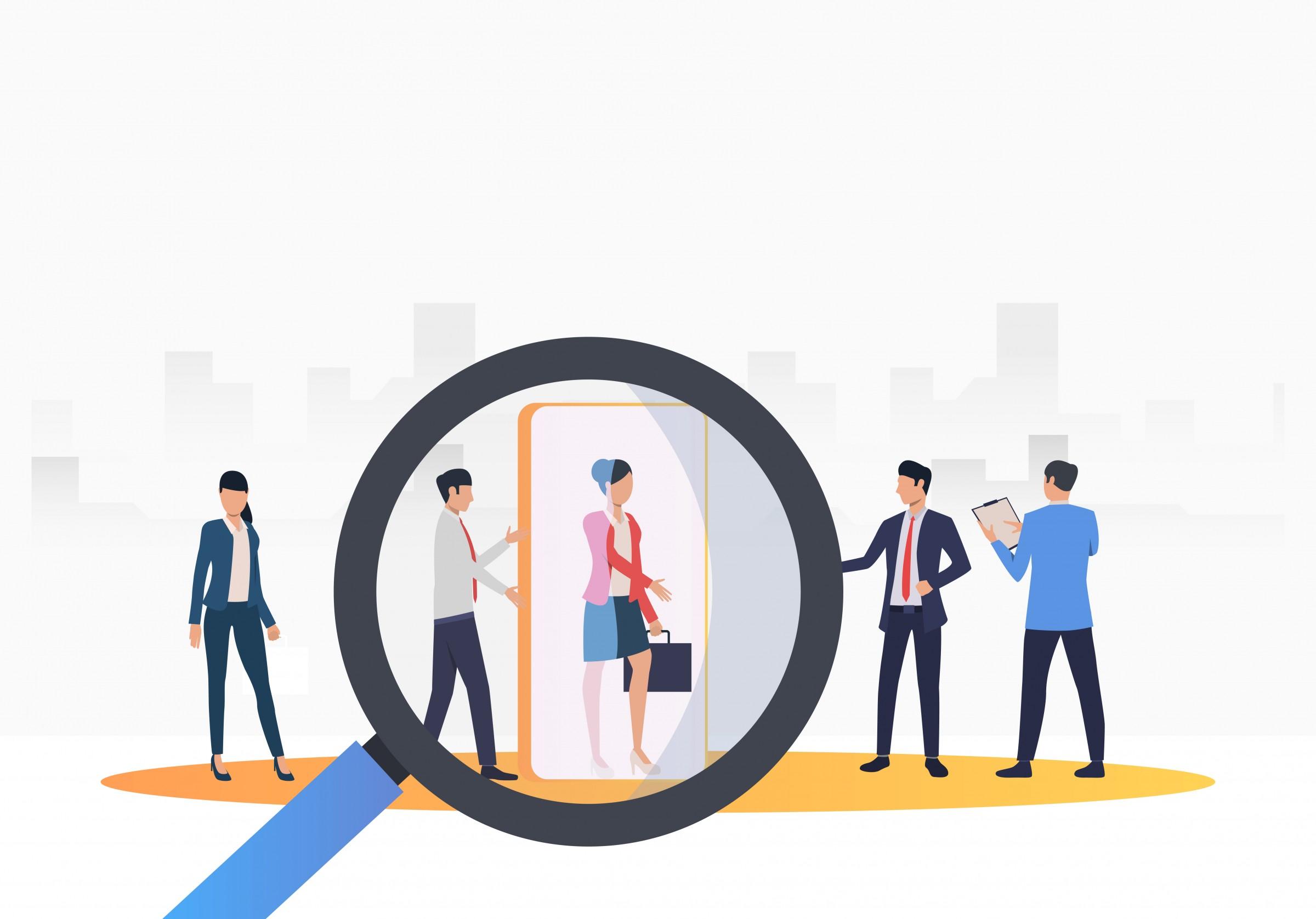 hiring a diverse workforce in tech companies