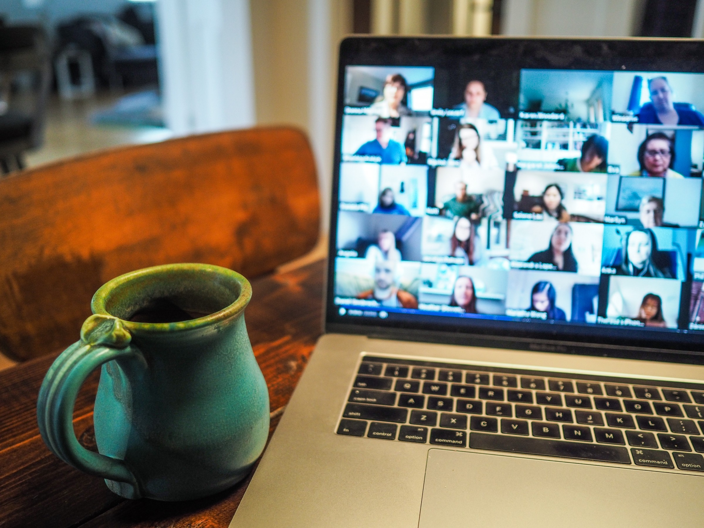 Maintaining company culture during work from home