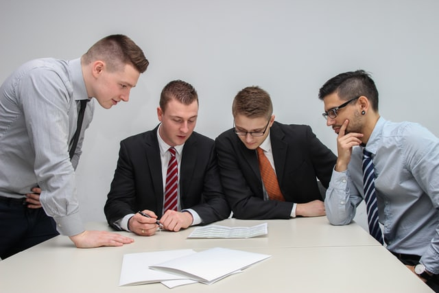 Candidates need to put in equal work as the recruiter